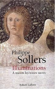 Cover of: Illuminations à travers les textes sacrés