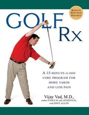 Cover of: Golf Rx