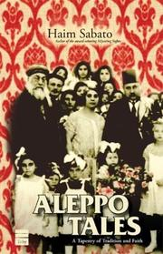 Cover of: Aleppo Tales