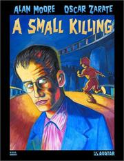 Cover of: Alan Moore's A Small Killing