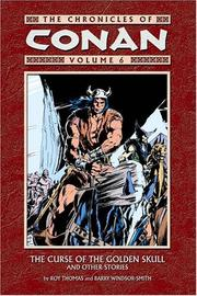 Cover of: The Chronicles Of Conan Volume 6