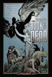 Cover of: The Dark Horse Book Of The Dead