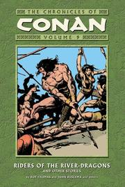 Cover of: The Chronicles Of Conan Volume 9