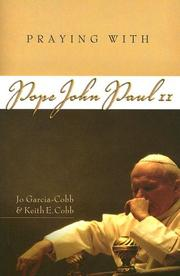 Cover of: Praying With John Paul II (Companions for the Journey Ser)