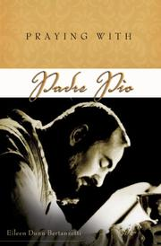 Cover of: Praying With Padre Pio (Companions to the Journey)
