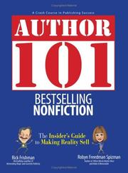 Cover of: Author 101 Bestselling Nonfiction