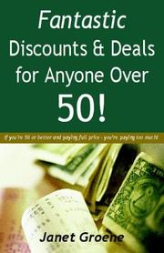 Cover of: Fantastic Discounts & Deals For Anyone Over 50!
