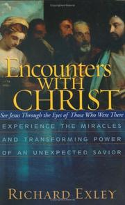 Cover of: Encounters with Christ