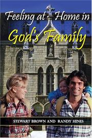 Cover of: Feeling at Home in Gods Family
