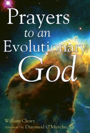 Cover of: Prayers to an Evolutionary God