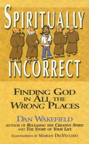 Cover of: Spiritually Incorrect