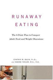 Cover of: Runaway Eating