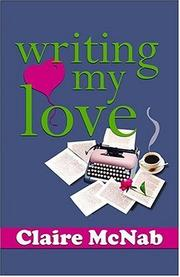 Cover of: Writing My Love