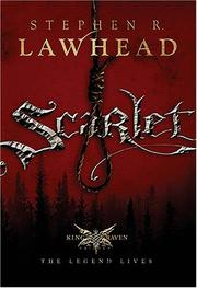 Cover of: Scarlet (The King Raven Trilogy, Book 2)