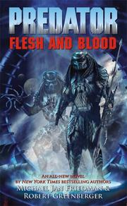 Cover of: Predator: Flesh And Blood