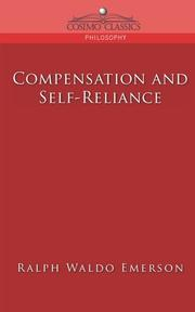 Cover of: Compensation and Self-reliance