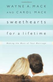 Cover of: Sweethearts for a Lifetime