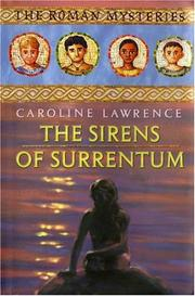 Cover of: The Sirens of Surrentum (The Roman Mysteries #11)