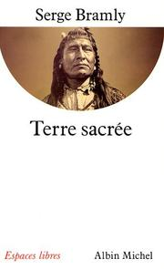 Cover of: Terre sacrée