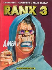 Cover of: Ranxerox, tome 3