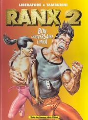 Cover of: Ranxerox, tome 2