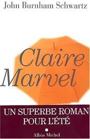Cover of: Claire Marvel