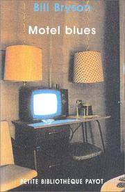 Cover of: Motel Blues