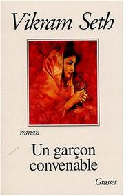 Cover of: Un garçon convenable