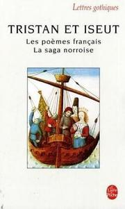 Cover of: Tristan Et Iseut