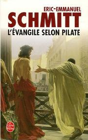 Cover of: L'evangile Selon Pilate
