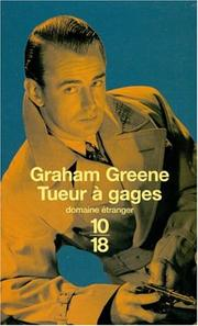 Cover of: Tueur à gages