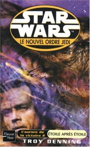 Cover of: Star Wars, le nouvel ordre Jedi