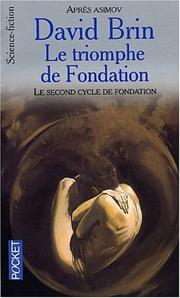 Cover of: Le Triomphe de fondation
