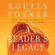 Cover of: A Leader's Legacy