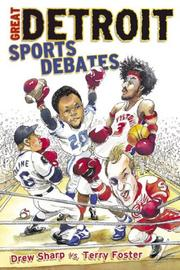 Cover of: The Great Detroit Sports Debate