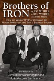 Cover of: Brothers of Iron