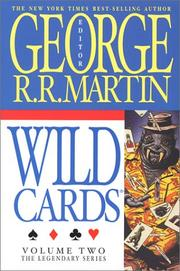 Cover of: Wild Cards, Volume 2: Aces High (Wild Cards)