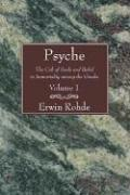 Cover of: Psyche 2 Volume Set: The Cult of Souls and Belief in Immortality Among the Greeks