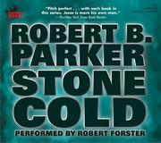 Cover of: Stone Cold (Parker, Robert B.)
