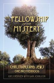 Cover of: The Fellowship of the Mystery