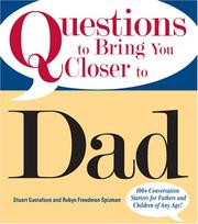 Cover of: Questions to Bring You Closer to Dad