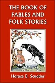 Cover of: The Book of Fables and Folk Stories (Yesterday's Classics)