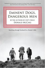 Cover of: Eminent Dogs, Dangerous Men