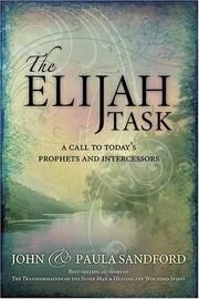 Cover of: The Elijah Task