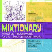 Cover of: Mixtionary