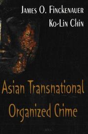 Cover of: Asian Transnational Organized Crime