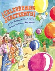 Cover of: Celebremos Juneteenth