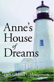 Cover of: Anne\'s House of Dreams