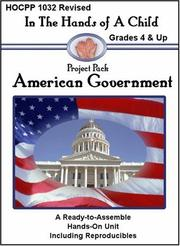 Cover of: HOCPP 1032 American Government