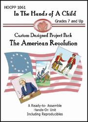 Cover of: American Revolution